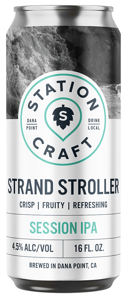 Strand Stroller - Session IPA - Station Craft Brewing